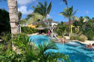 zwembad Boardwalk boutique hotel
