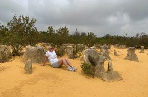 Pinnacles West Australië