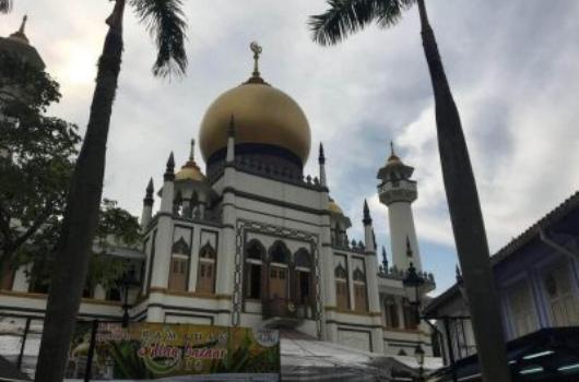 Sultan Mosque Singapore