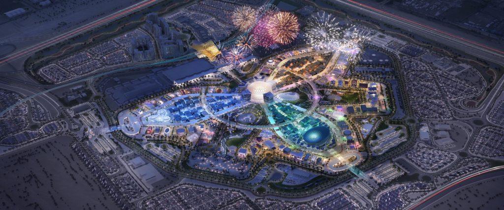 Expo 2020 overzicht